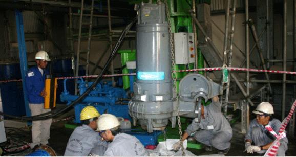Công dụng của máy bơm nước hút sâu