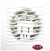 Quạt điện hút Senko H100