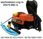 Máy bơm xịt rửa áp lực chuyên dụng TOCKY TK1500W
