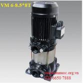 Máy bơm trục đứng Inox Ewara VM 6-8.5*8T