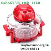 Lò nướng thủy tinh Sanaky VH-148D
