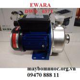 Máy bơm ly tâm trục ngang cánh hở EWARA DWO 037(T)