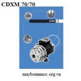 Máy bơm nước ly tâm trục ngang Inox EWARA CDXM 70/70