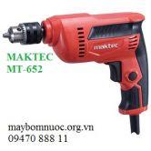 Máy khoan tốc độ cao MAKTEC MT652
