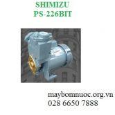 Máy bơm nước đẩy cáo Shimizu PS-226 BIT (Japan)