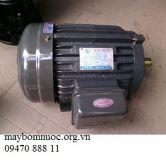 Motor khía 1 phase 3HP VTC