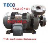 Máy bơm lý tâm đầu gang Teco G30-25-2P-0.5hp