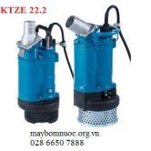 Bơm chìm nước thải xây dựng Tsurumi KTZE22.2