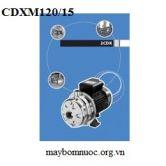 Máy bơm đẩy cao Ewara CDXM 120/15