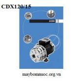 Máy bơm đẩy cao Ewara CDX 120/15