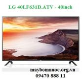Smart Tivi LCD Led LG 40LF631