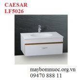 Lavabo liền bàn CAESAR LF5026