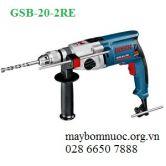 Máy khoan động lực BOSCH GSB 20-2RE