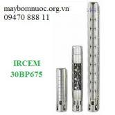 Máy bơm hỏa tiễn IRCEM 30BP675