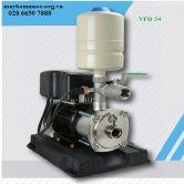 Máy bơm tăng áp biến tần APP 1,5HP VFD-54
