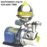 Máy bơm tăng áp vỏ gang đầu inox 3/4HP HJA 220-1-50 26