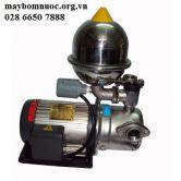 Máy bơm phun tăng áp vỏ nhôm đầu inox 1/2HP LJA220-1.37 265T