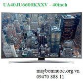 Tivi Samsung 40 inches UA40JU6600KXXV