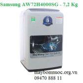 Máy giặt cửa trên Samsung WA72H4000SG 7,2 kg