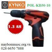 Máy khoan dùng pin KYNKO P0L-KD30-10