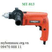 Máy khoan búa MAKTEC MT813
