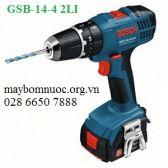 Máy khoan vặn vít dùng pin BOSCH GSB 14 4-2LI