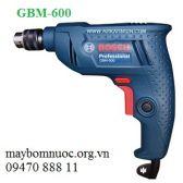 Máy khoan sắt BOSCH GBM 600