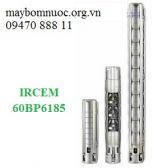 Máy bơm hỏa tiễn IRCEM 60BP6185