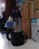 Máy bơm chìm hút bùn- nước thải 1,5 Hp VB1100BF (Có phao)
