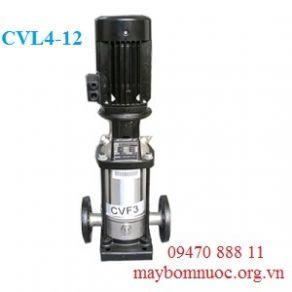 Máy bơm nước nóng trục đứng Ewara CVL 4-12