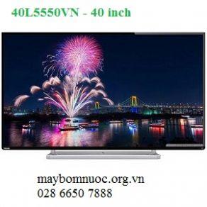 Tivi led Toshiba 40L5550VN 40 inches