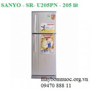Tủ lạnh Sanyo 2 cửa SR-U205PN 205 lít