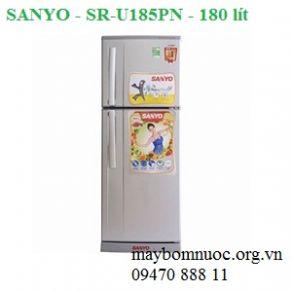 Tủ lạnh 2 cửa Sanyo SR-U185PN 180 lít