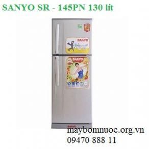 Tủ lạnh 2 cửa Sanyo SR-145PN 130 lít