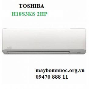 Máy lạnh 1 chiều Toshiba H18S3KS-V/ H18S3AS-V 2 HP