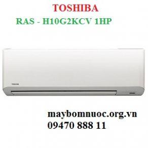 Máy lạnh 1 chiều Toshiba RAS-H10G2KCV-V 1HP