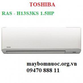 Máy lạnh 1 chiều Toshiba RAS-H13S3KS-V 1,5HP