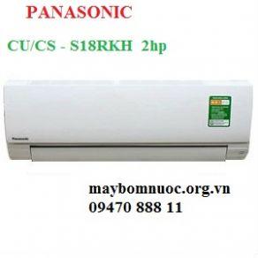 Máy lạnh 1 chiều Panasonic CU/CS-S18RKH-8 2HP