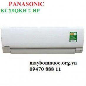 Máy lạnh 1 chiều Panasonic US/CS-KC18QKH-8 2HP