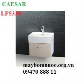 Lavabo liền bàn CAESAR LF5338
