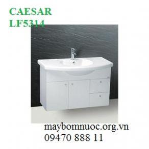 Lavabo liền bàn CAESAR LF5314
