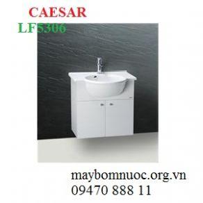 Lavabo liền bàn CAESAR LF5306