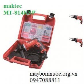 Máy khoan búa MAKTEC MT814KSP