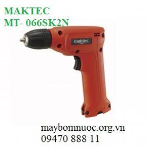 Máy khoan dùng pin MAKTEC MT066SK2N