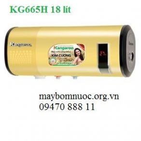 Bình nước nóng gián tiếp Kangaroo KG665H 18 lít