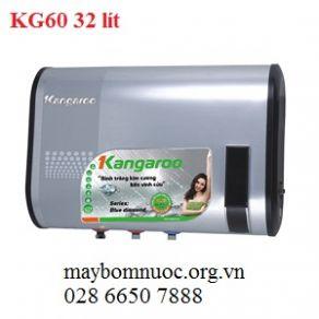 Bình nước nóng gián tiếp Kangaroo KG60 32 lít