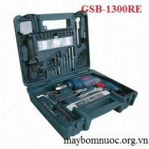 Bộ máy khoan BOSCH GSB 1300RE