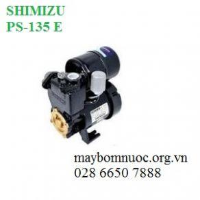 Máy bơm tăng áp tự động Shimizu PS- 135 E (Japan)