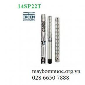 Máy bơm hỏa tiễn IRCEM 14SP22T