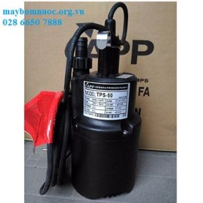 Máy bơm chìm nước thải APP TPS-50 (axit loãng)